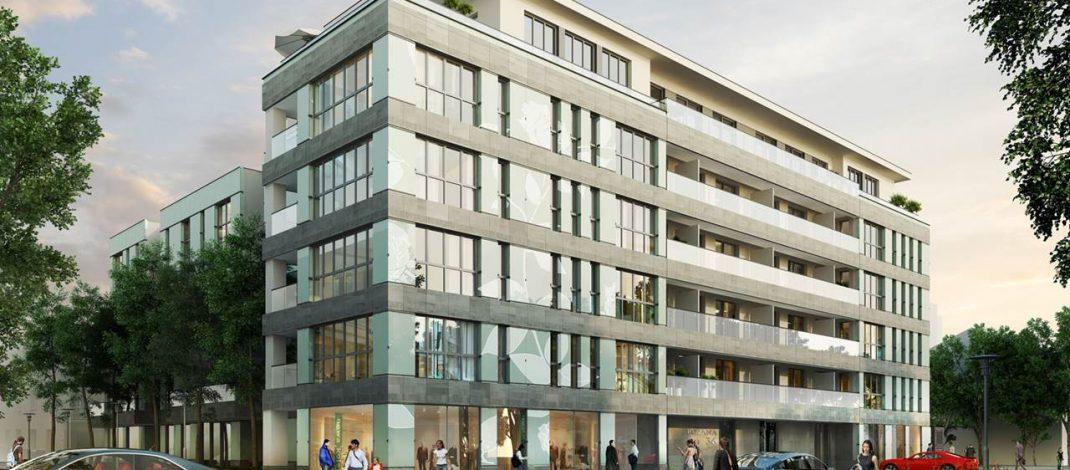 Rusza budowa Cascade Residence