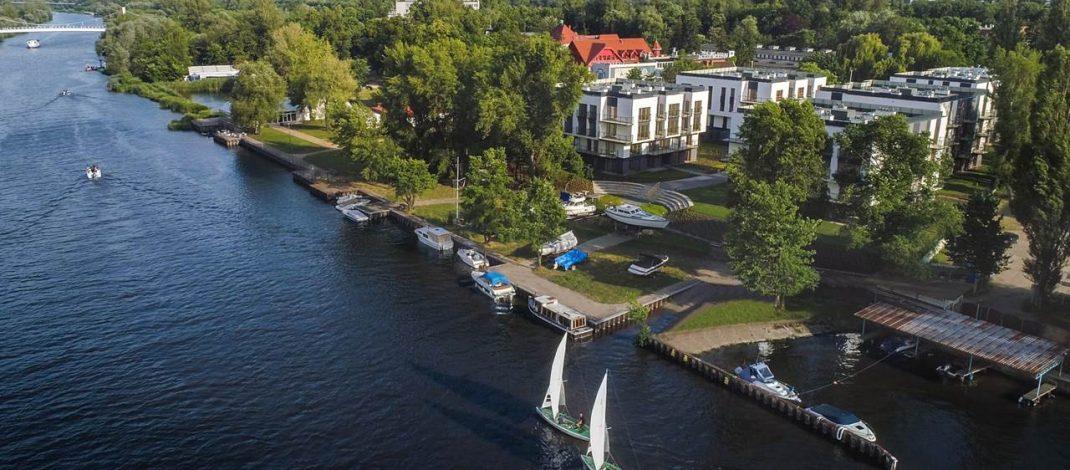 Wrocławska Marina gotowa