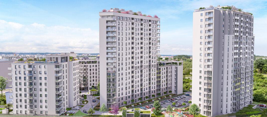 Osiedle Horizon w Gdańsku Letnicy – J.W. Construction podpisuje umowy deweloperskie